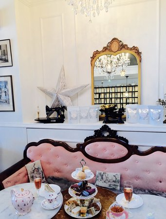 Photo of Restaurant Neverland Tea Salon at 3066 Broadway W, Vancouver, BC V6K 2H1, Canada