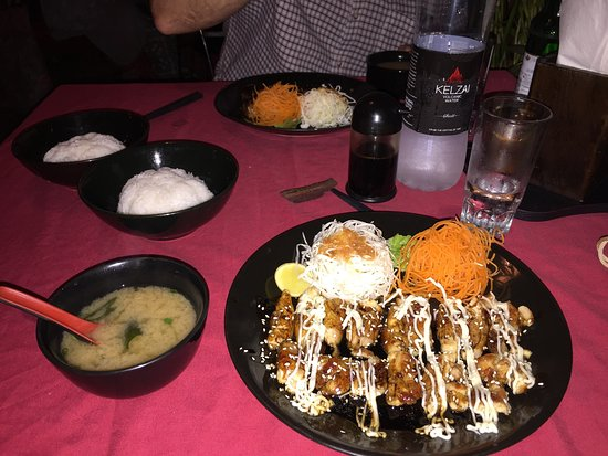 Photo of Japanese Restaurant Sakana at Chapora Main St, Anjuna 403509, India