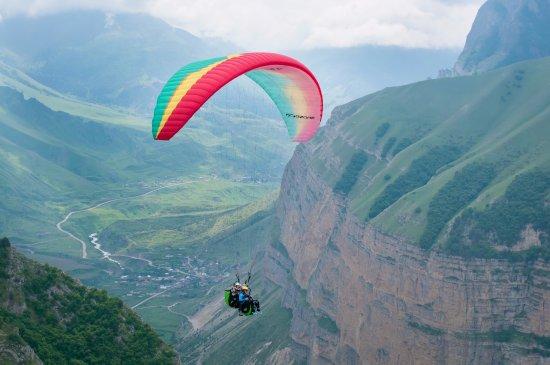 XNebo Paragliding
