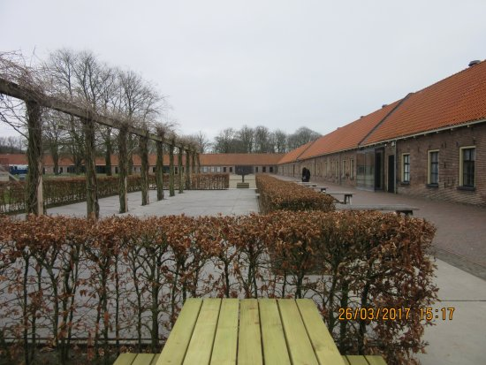 Gevangenisemuseum (The Prison Museum): binnenplein