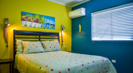 Little Paradise Aruba Vacation Apartments: Apartment one (1 bedroom and full kitchen)