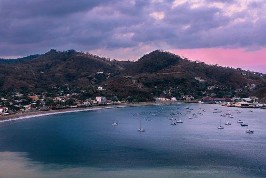 Γρανάδα, Νικαράγουα: Epic shot from San Juan del Sur Bay