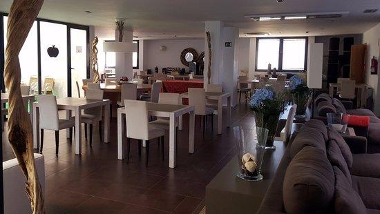 Atienza, España: comedor