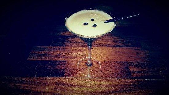The Townhouse Restaurant: Espresso Martini.