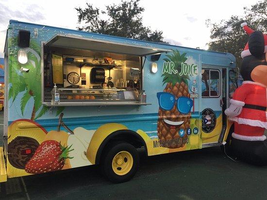 Kissimmee Food Trucks