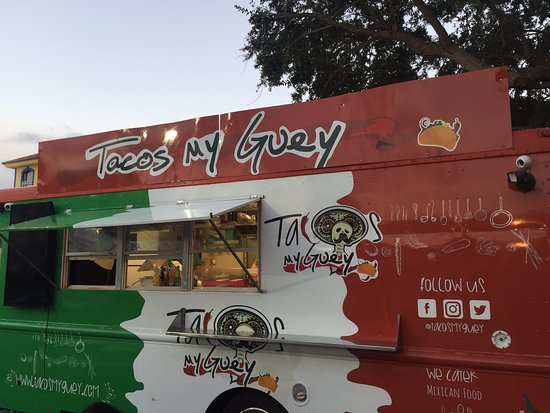 Old Town Food Trucks Hours