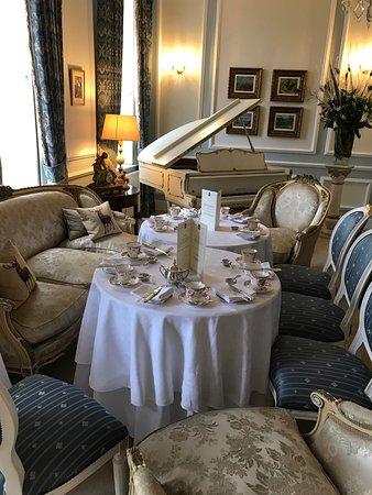 Darley Cliffe Hall Afternoon Tea