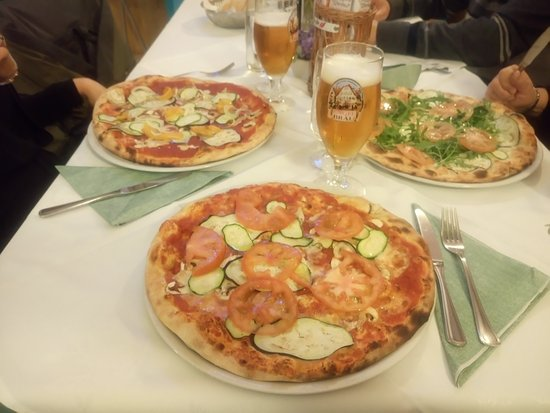 Sigillo, Italy: Pizze
