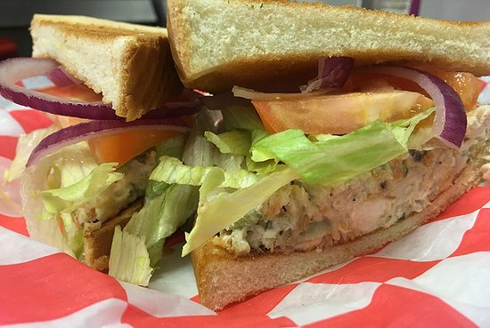 Hillsborough, NC: Housemade Chicken Salad