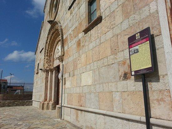Castelnuovo della Daunia, Itália: Chiesa Madre Maria Santissima Maddalena di Murgia