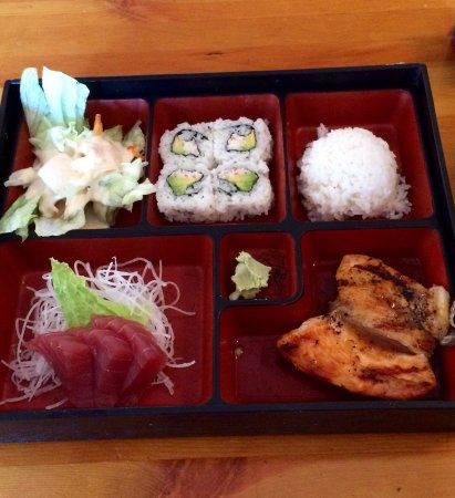 San Leandro, CA: Very wide selection of Bento Boxes