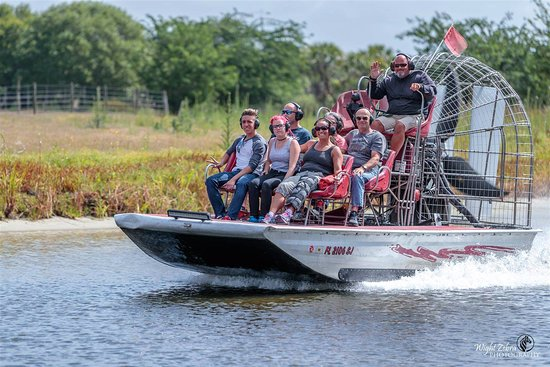 Central Florida Airboat Tours Review