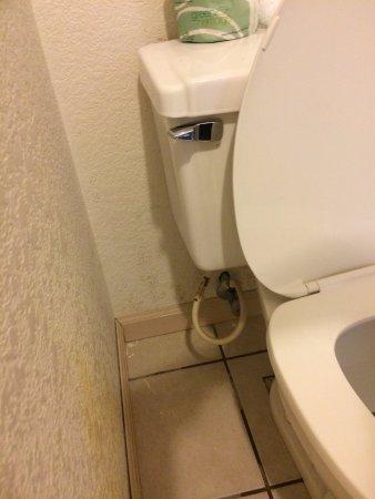 Seymour, IN: dirty wall