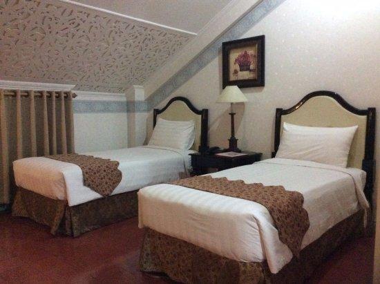 White Knight Hotel Intramuros Photo