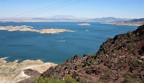 Hoover Dam Lake Mead Boat Tour In February