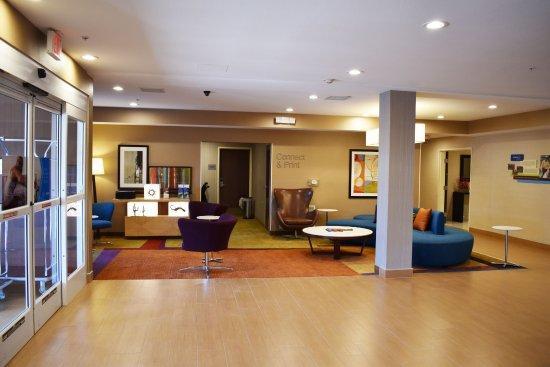 Interior - Picture of Fairfield by Marriott - Albuquerque Airport, Albuquerque - Tripadvisor