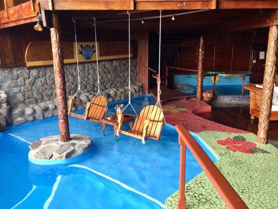 Ladera Resort: our pool