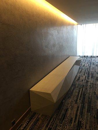 Pekanbaru, Indonesia: elevator lobby
