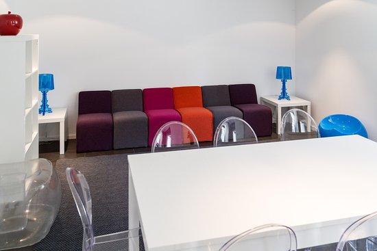Neufchateau, Belgia: Salle de réunion