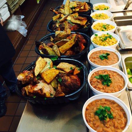 Rockwall, TX: Rottiserie Chicken