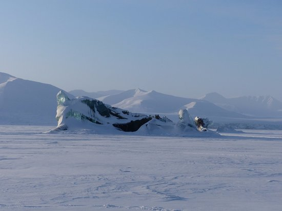 Longyearbyen, Norge: East Coast, Svalbard