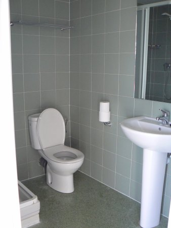 Bellaterra, España: Salle de douche individuelle
