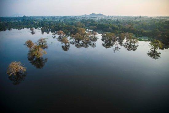 Dambulla, Sri Lanka: The view