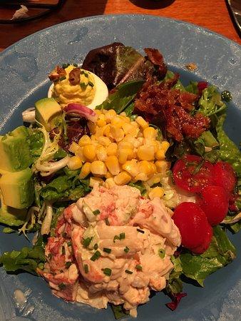 Gaithersburg, MD: Lobster Salad