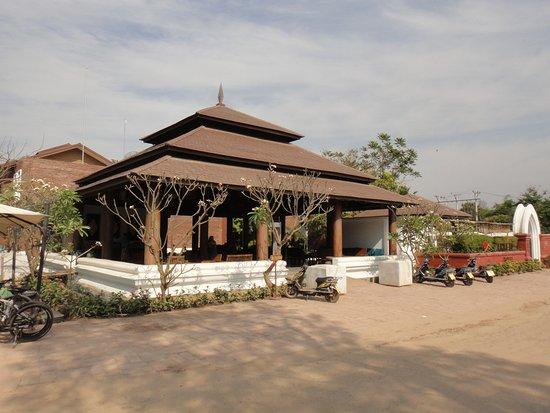 Nyaung U, ميانمار: 飯店外觀