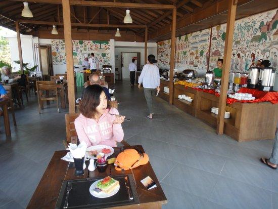 Nyaung U, ميانمار: 早餐