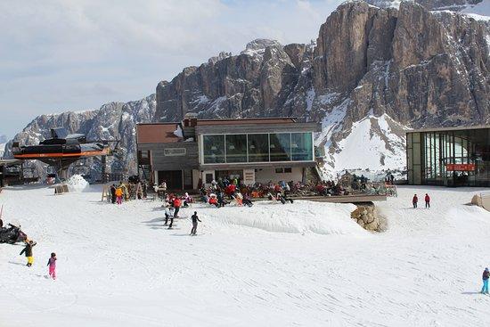 Dantercepies Mountain Lounge 2300mt: vista esterna