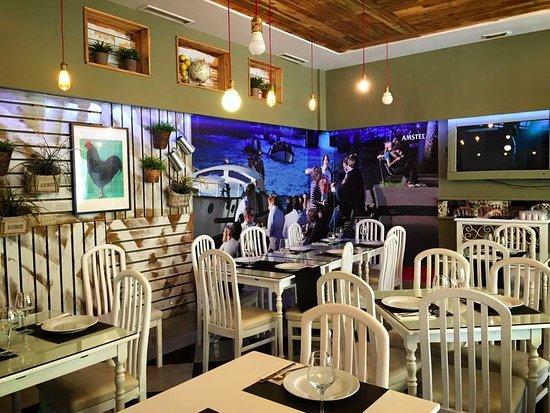 La Tortilla Restaurante : Nuestro salón!