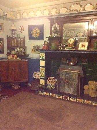 Killagorden Cottage: Comfy lounge