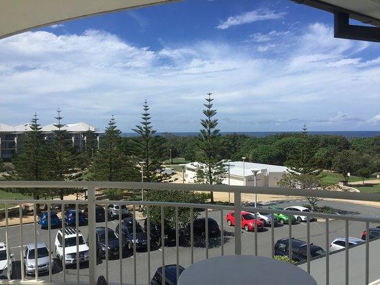 Kingscliff, Australia: Ocean View from Ocean Spa Suite