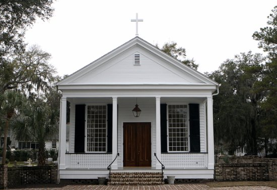 St Peter's Catholic in Beaufort, SC