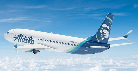 Alaska Airlines Get The Row Nationwide Fare Sale: Buy 1 seat, Get 2nd for Free