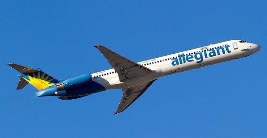 Beware Trip Flex Review Of Allegiant Air Tripadvisor