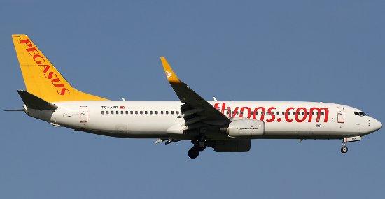plus récent a0924 dc60d Pegasus Airlines Flights and Reviews (with photos) - TripAdvisor