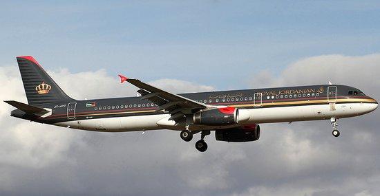 royal jordanian today flights