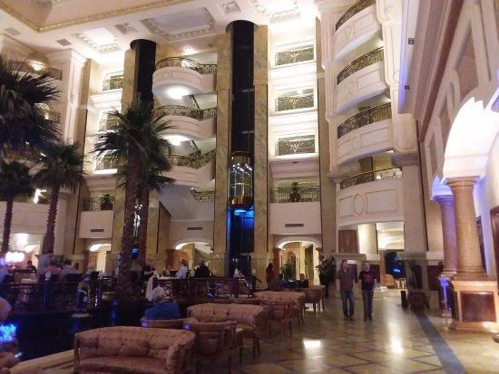 Sentido Palm Royale Soma Bay: Wunderschöne Lobby