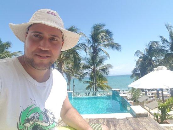 El Yaque Paradise Hotel: 20170326_142912_large.jpg
