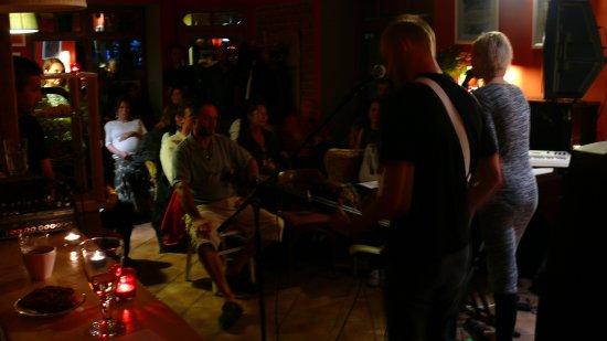 Jesenik, República Tcheca: Koncert skupiny Ille