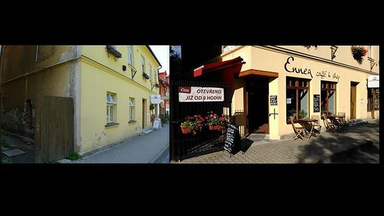 Jesenik, República Tcheca: Předtím a potom