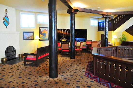 El Tovar Hotel: Second floor lounge