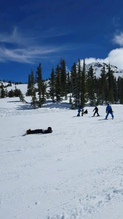 Mammoth Mountain: Great feeling! @grievecrema