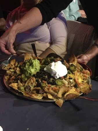 Jefferson, LA: The tradh can nachos were a hit with our large group of friends since geammar school.