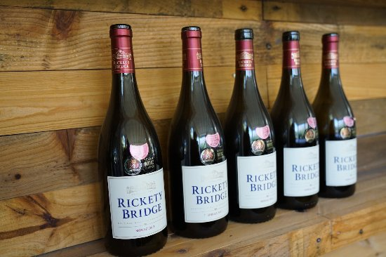 Franschhoek Wine Tram: Rickety Bridge