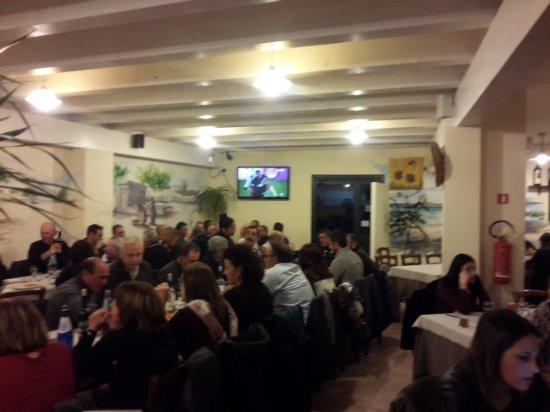 Olmedo, Ιταλία: Ristorante Pizzeria Desideria