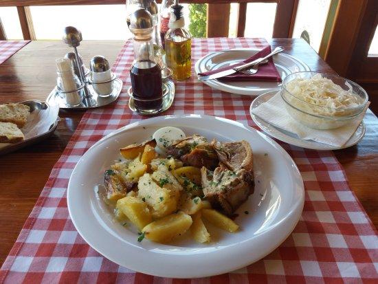 Simpy the best - Review of Restaurant Schumann, Mostar, Bosnia and