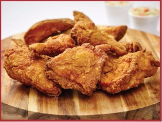 Image result for broasted chicken